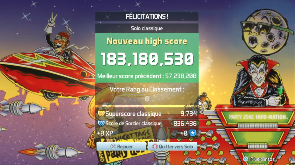 Williams Pinball : Les records du LUP's Club en mode Classique (arcade et tournoi) - Page 3 Party_12