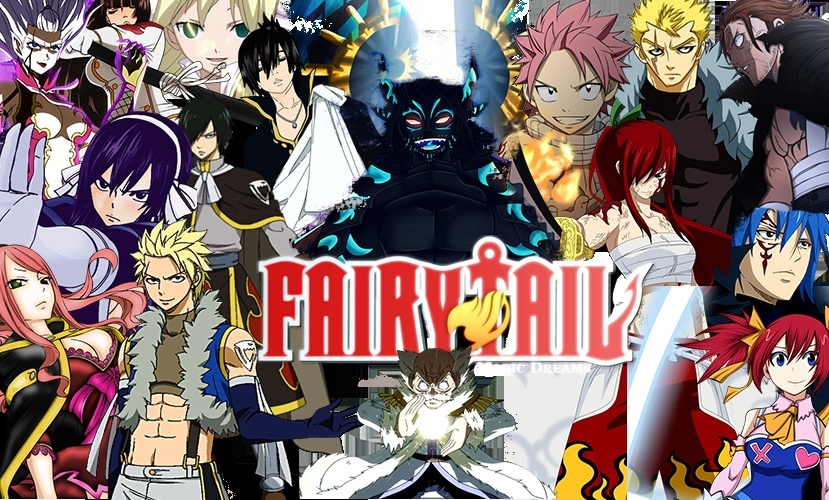 Fairy Tail Rol, Magic Dreams