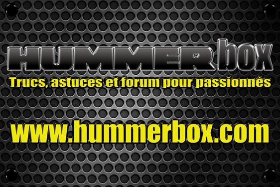 humvee depuis 10 ans au garage Hummer20