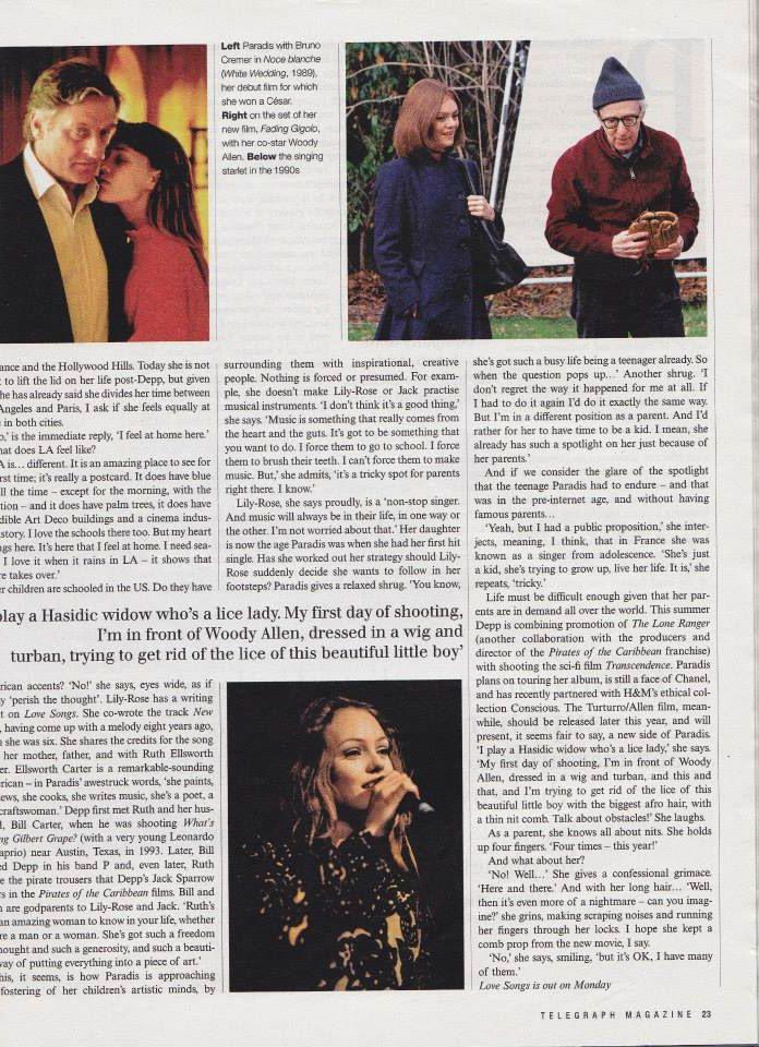 PRESSE PARADISIAQUE #4 - Page 2 Telegr14