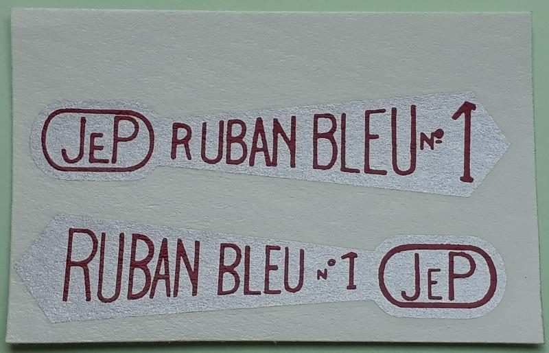 """Restauration d'un canot JEP """"Ruban Bleu N°1"""" 20190113"""