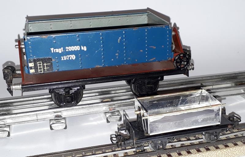 Réalisation de wagons en tôle, échelle 00 - Page 2 20190118
