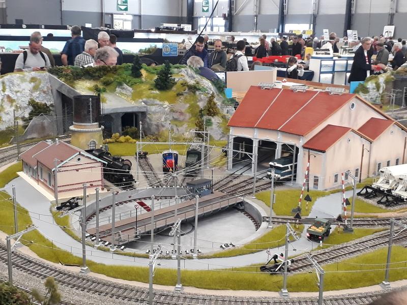 Expo à Chambéry les 2 et 3 Novembre 2019 20191120