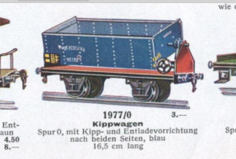 Réalisation de wagons en tôle, échelle 00 - Page 2 M_193510