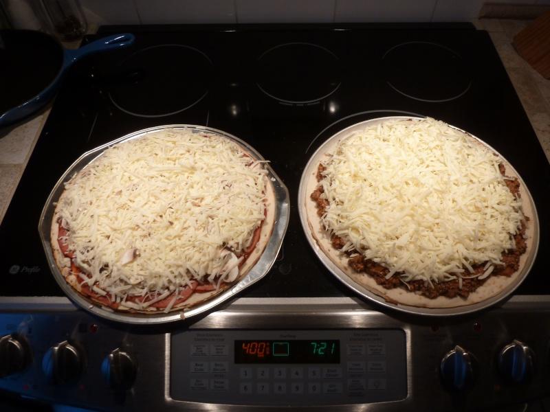Pizza épicée... P1090712