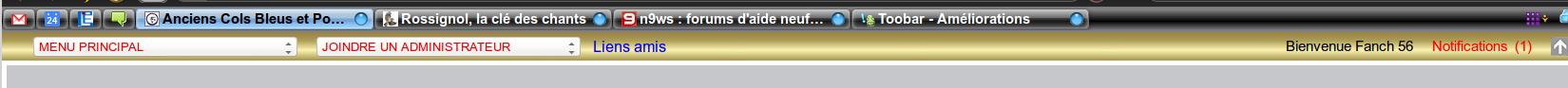Curiosité : qu'avez-vous fais de votre toolbar ? Captur45