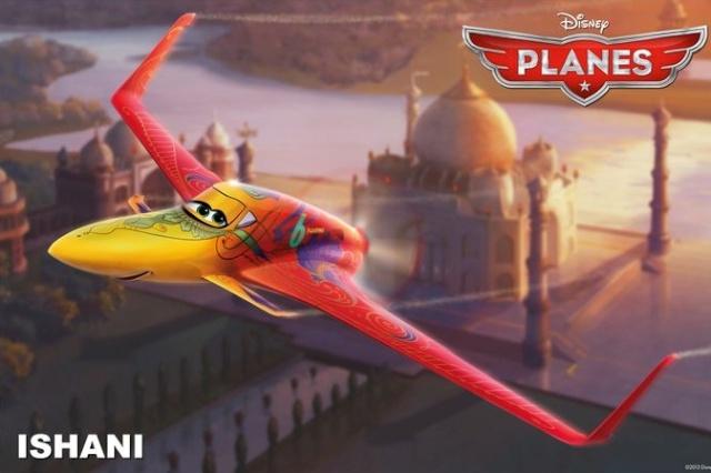 [DisneyToon] Planes (2013) - Page 5 Ishani10