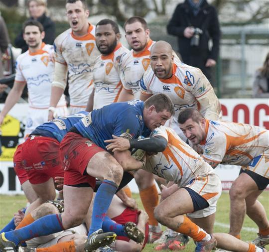 ASRC CHALON - Stade Dijonnais Dimanche 10 Mars 2013 - Page 5 Thomas10