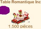 Table romantique Sans_714