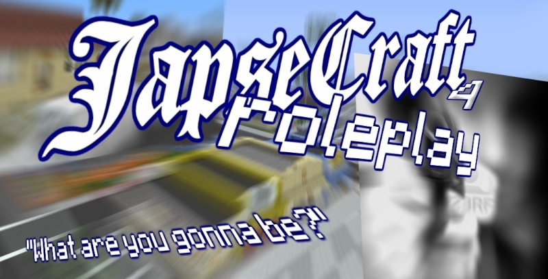 JapseCraft Gaming 1.6.4 Roleplay