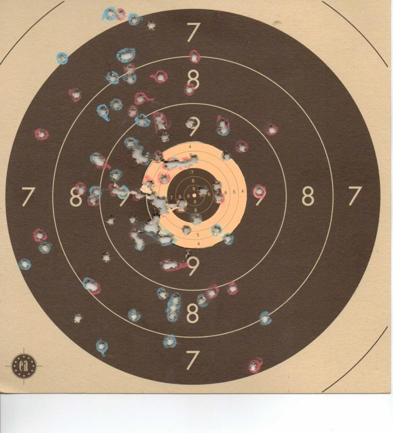 débloquer un  pistolet feinwerkbau 80 Cible_10