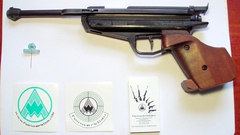 débloquer un  pistolet feinwerkbau 80 Fein_810