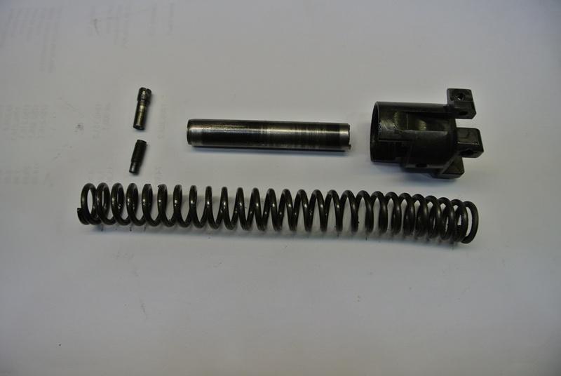 débloquer un  pistolet feinwerkbau 80 Piaces10
