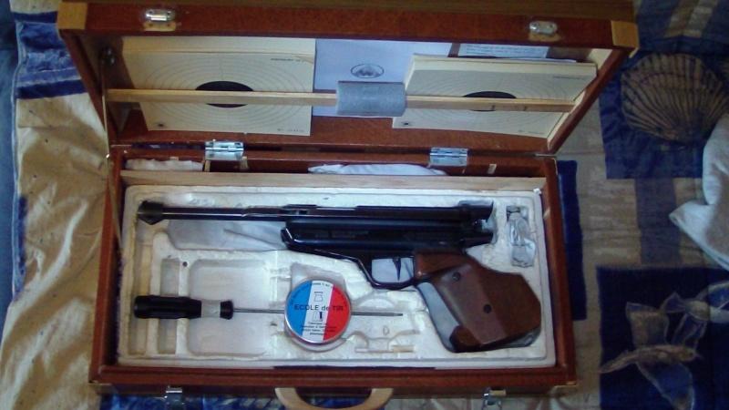 débloquer un  pistolet feinwerkbau 80 Sam_3110
