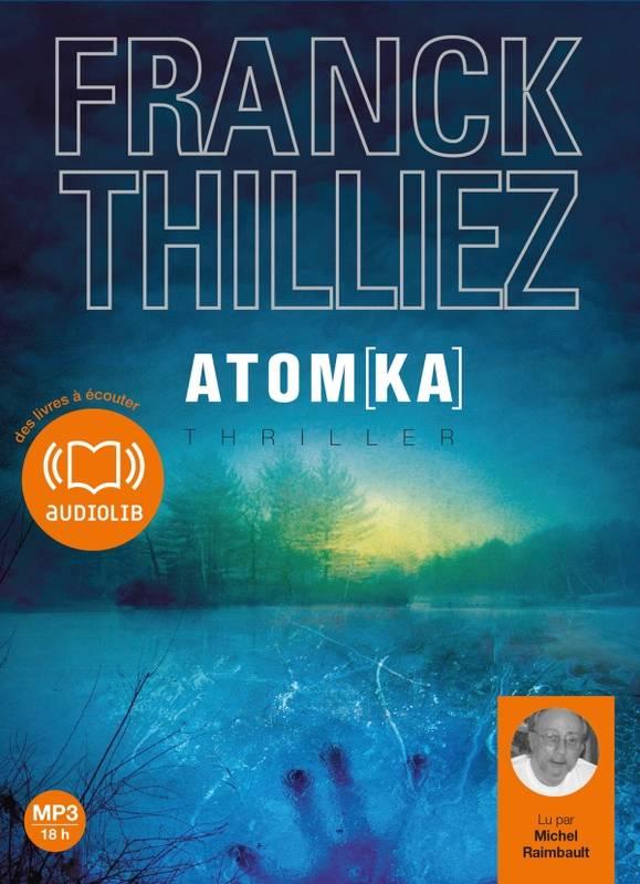 FRANCK SHARKO ET LUCIE HENEBELLE (Tome 03) ATOM[KA] de Franck Thilliez  00201610