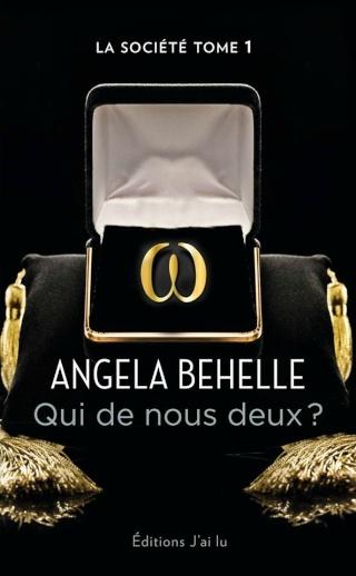 LA SOCIETE (Tome 1) QUI DE NOUS DEUX ? de Angela Behelle 89355310
