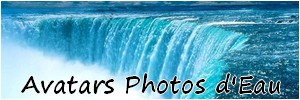 Avatars Photos d'Eau Photos10