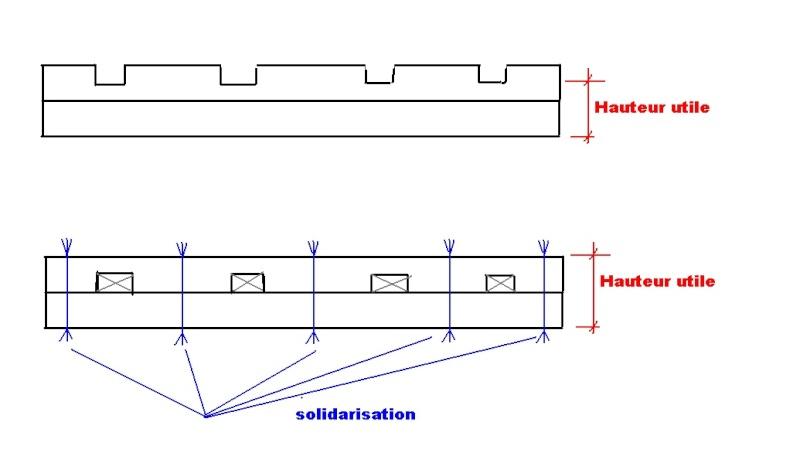 Terrasse en épicéa autoclave Solida10