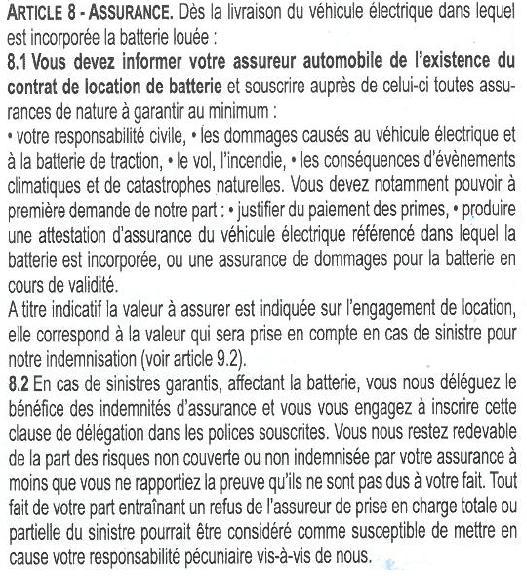 Devis d'assurance pour les batteries Cg_loc11
