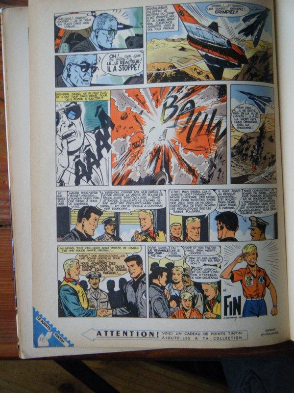 acquisition et collection RG et tintin de Jean Claude - Page 6 Dscf4624