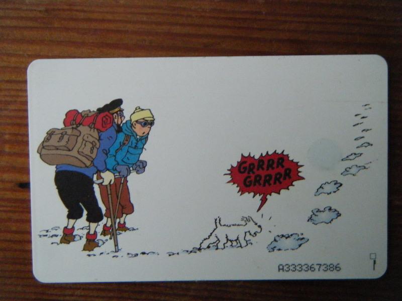 acquisition et collection RG et tintin de Jean Claude - Page 6 Dscf4627