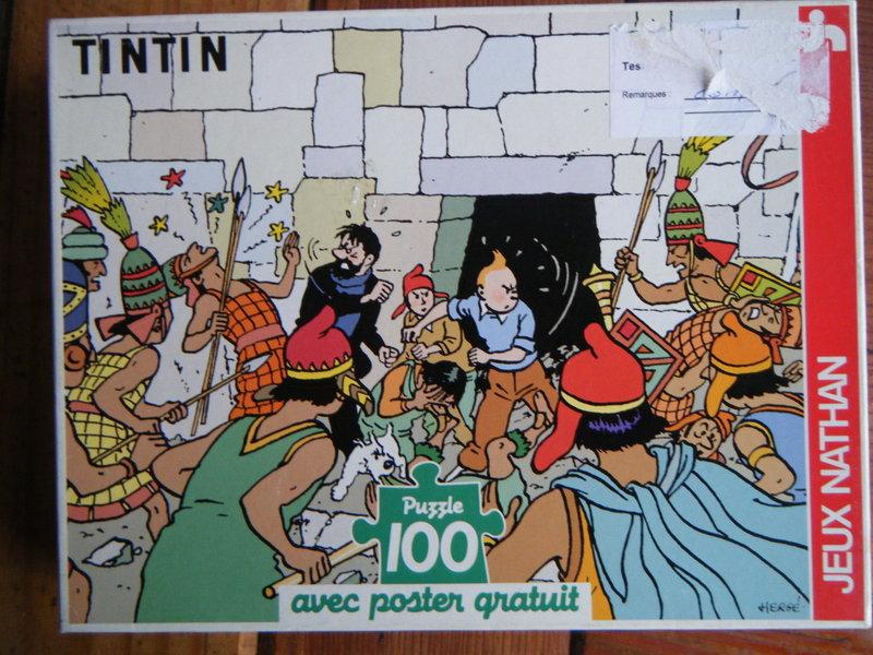 acquisition et collection RG et tintin de Jean Claude - Page 7 Dscf4718
