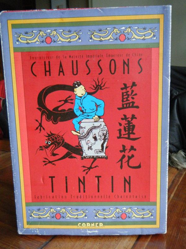 acquisition et collection RG et tintin de Jean Claude - Page 7 Dscf4719