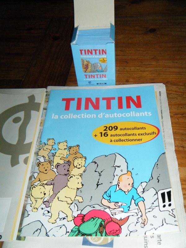 acquisition et collection RG et tintin de Jean Claude - Page 7 Dscf4816