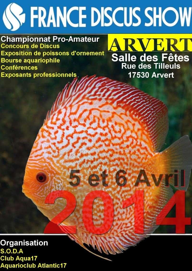 France Discus Show 5 et 6 avril 2014 {Arvert} 2014di10