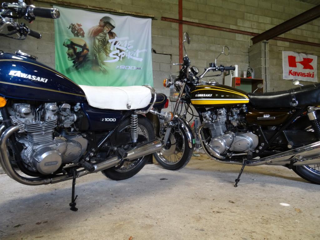 Restauration d'un Z 1000 A1  ..... ! 00327