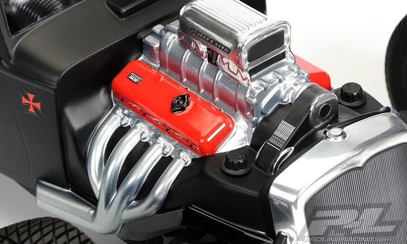 Carro pro-line hot rod 1/8 3410-010