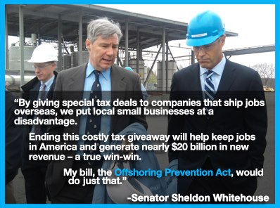 RI Legislators introduce Offshoring Prevention Act....AGAIN! Sheldo10