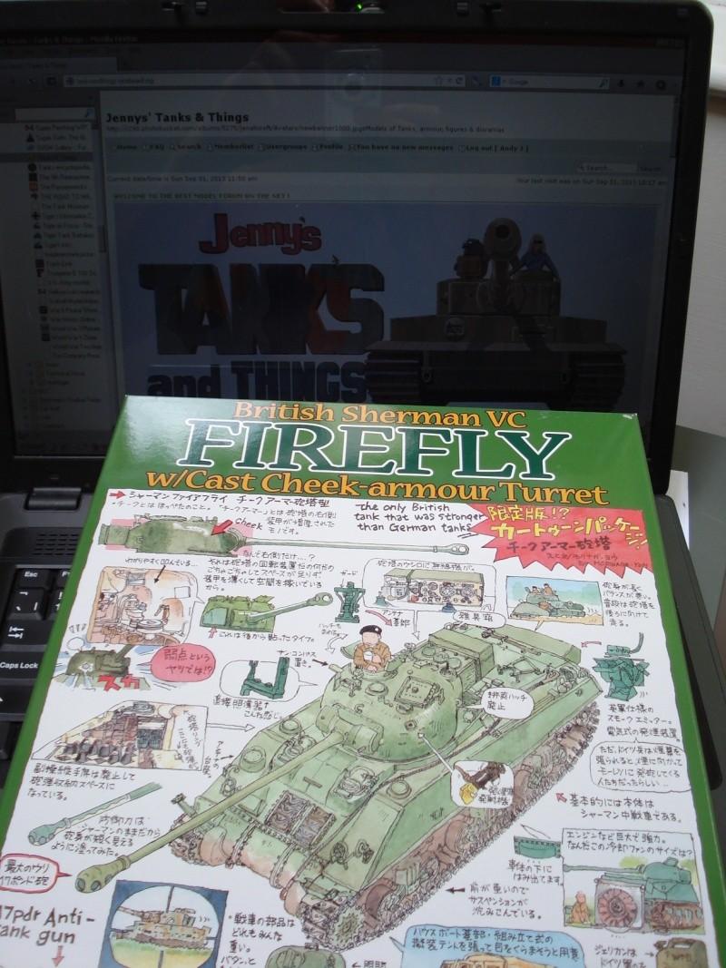 "Sherman Vc Firefly ""Velikye Luki"" Dsc02213"