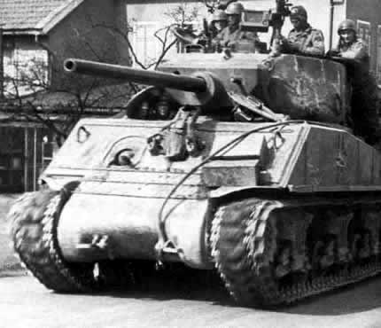 M4A3E2 76 mm M4a3-m10
