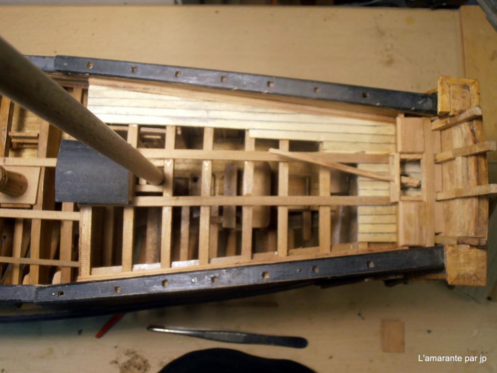 l'amarante corvette de 1747  sur plan de Mr Delacroix  - Page 13 P9060013