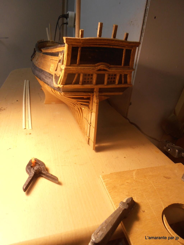 l'amarante corvette de 1747  sur plan de Mr Delacroix  - Page 13 P9150010