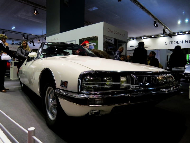 [REPORTAGE] Salon Rétromobile 2013 Img_4612