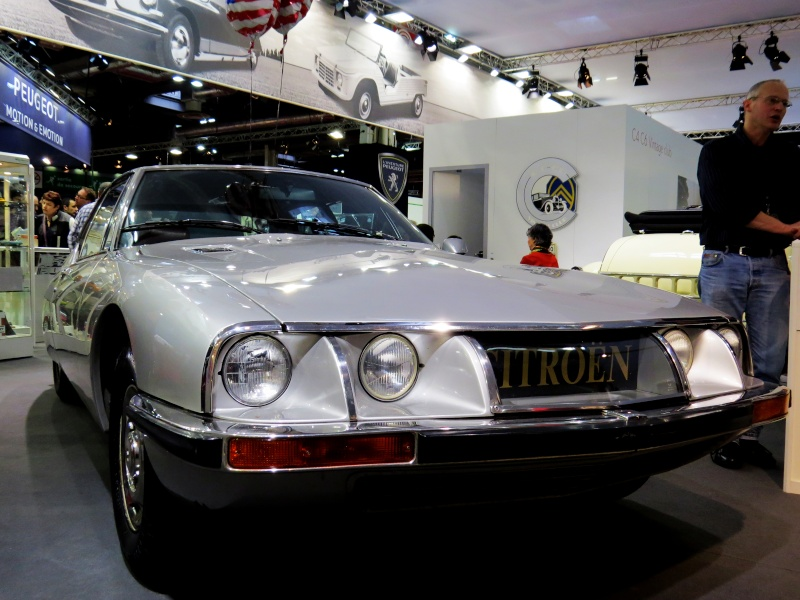 [REPORTAGE] Salon Rétromobile 2013 Img_4614
