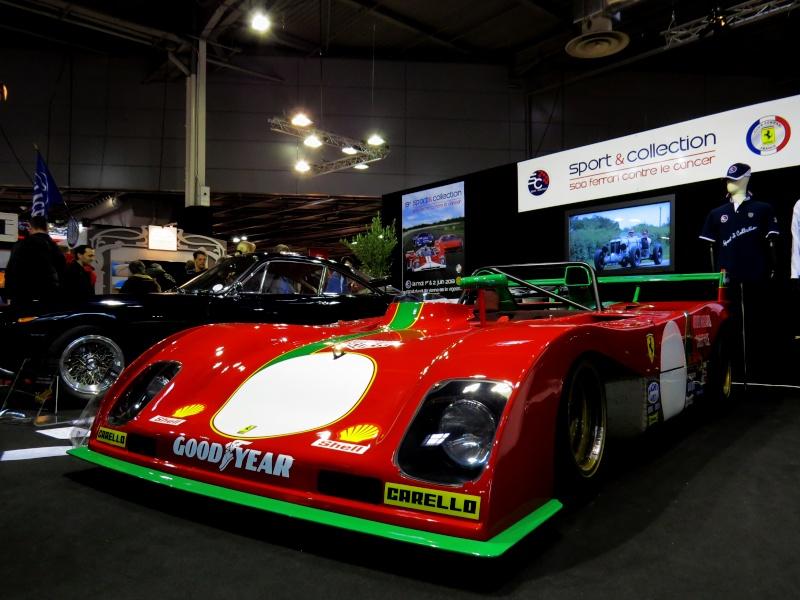 [REPORTAGE] Salon Rétromobile 2013 Img_4626