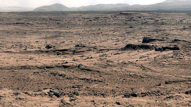 """الحياة على كوكب الأرض """"من الممكن أن تكون بدأت على كوكب المريخ"""" 13082910"""