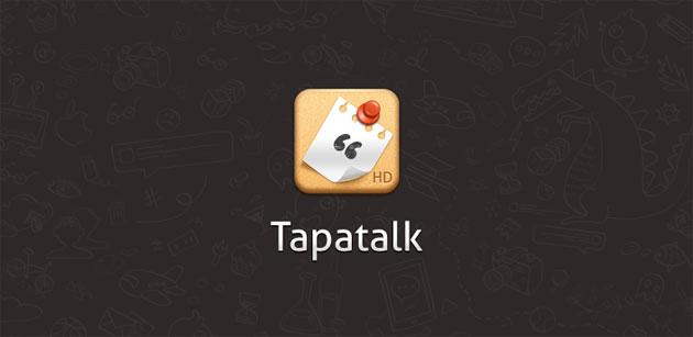 تطبيق Tapatalk  21410