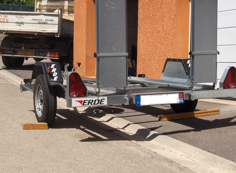 Vends remorque ERDE CH751 châssis galvanisé PTAC 499Kg spéciale QUAD 2_hpim11
