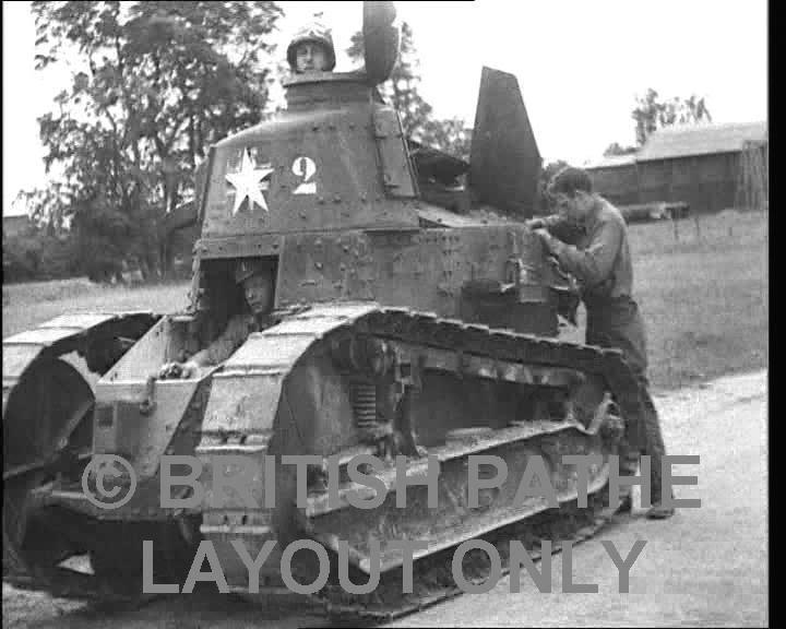 Renault FT 17 Panzer10