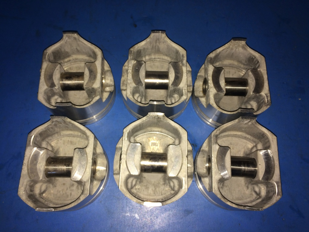 WINTER 2020 GARAGE CLEANOUT - Heads, Pistons, Crankshafts, Cams, More L2404_11