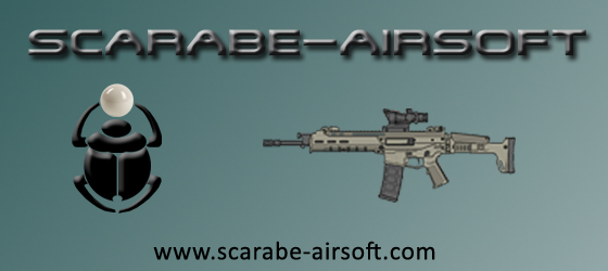 SCARABE AIRSOFT