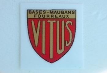 Royal-Fabric ; Vitus (1966-67) 2013-254