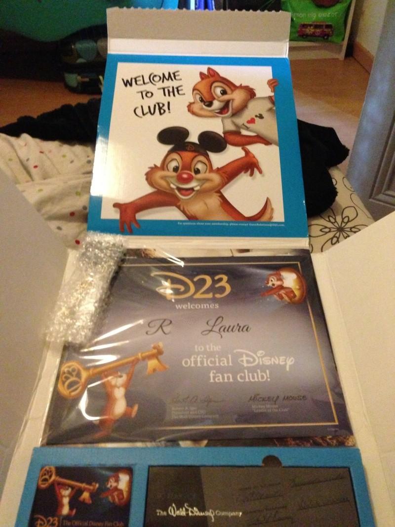 Disney Twenty Three (D23) : le magazine - Page 16 Img_2811