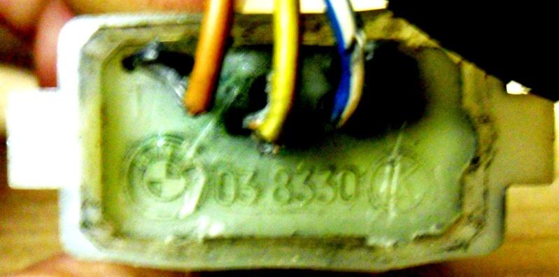 Hazard warning switch : light bulb Bmw_sw10