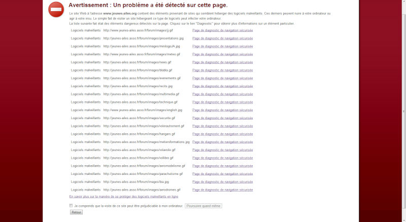 """Message : """"Danger : Attention, logiciel malveillant !"""" - Page 2 Sans_t11"""