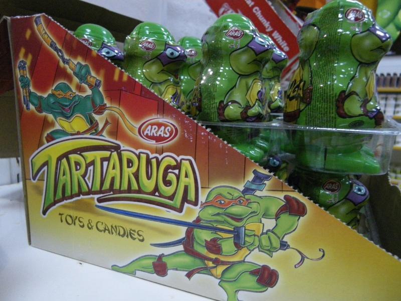 """""""Teenage Mutant Ninja Turtles"""" -> Topic generaliste Imgp6010"""